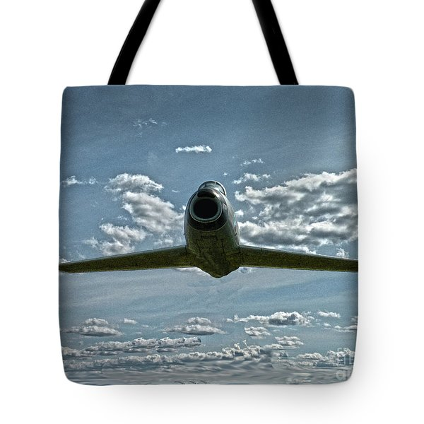 F86 Tote Bag by Diane E Berry