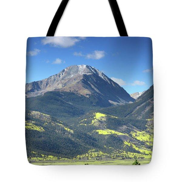 Faafallscene109 Tote Bag