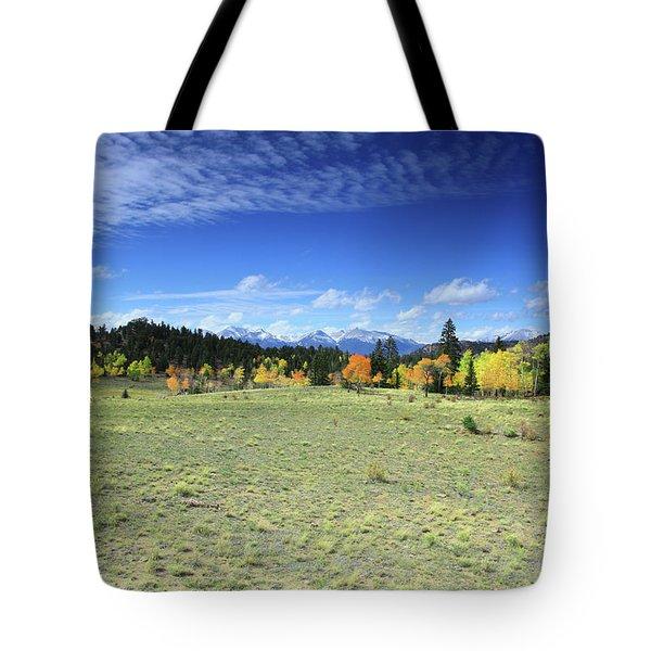 Faafallscene111 Tote Bag