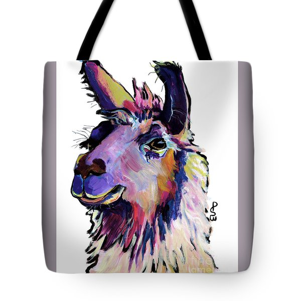 Fabio Tote Bag by Pat Saunders-White
