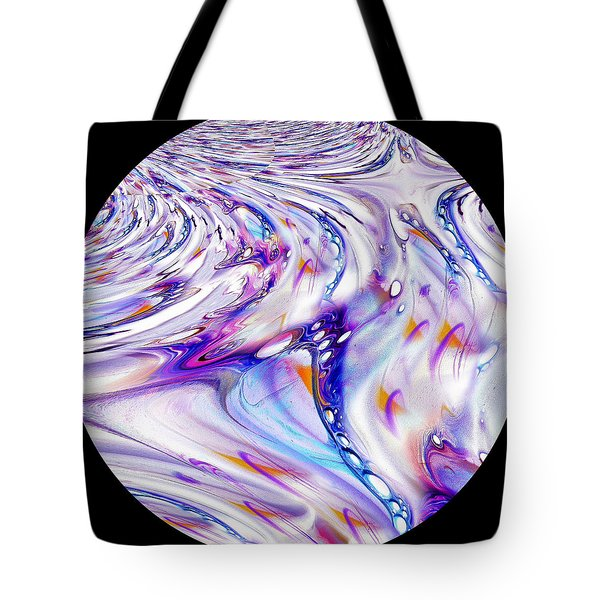 Fabric Of Reality Tote Bag