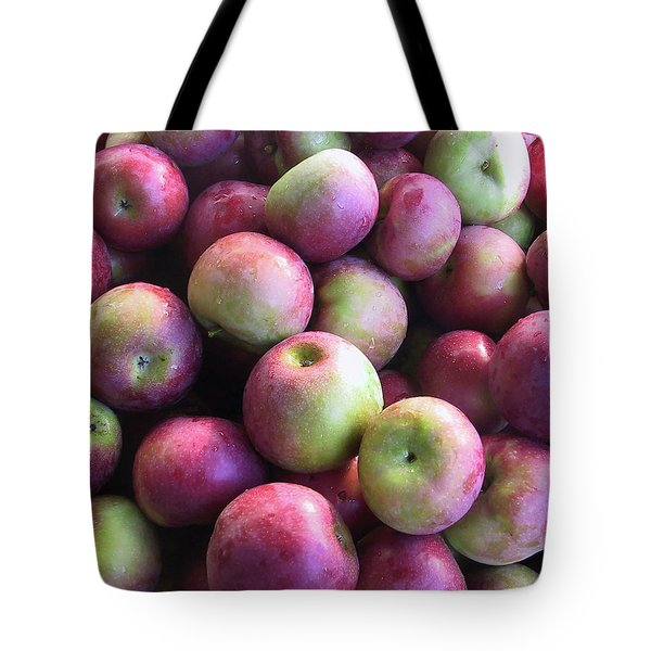 Fabulous Fall Fruits Tote Bag
