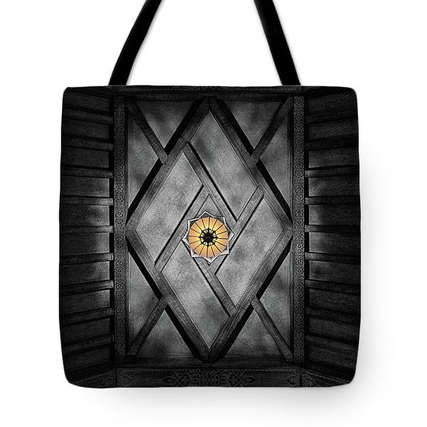 Fabulous Fox Theater Atlanta Ceiling Detail Tote Bag