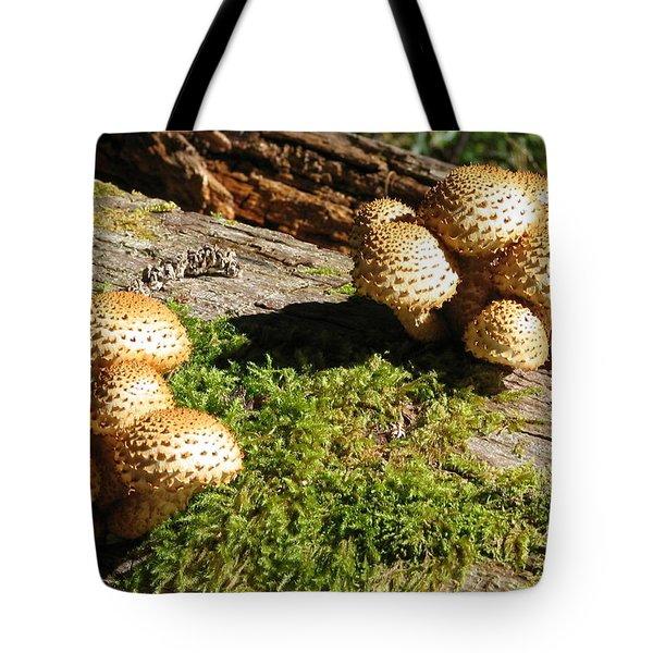 Fabulus Fungi Tote Bag