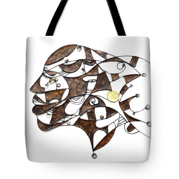 Face It  Tote Bag