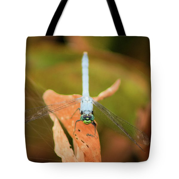 Face Of The Dragon Tote Bag