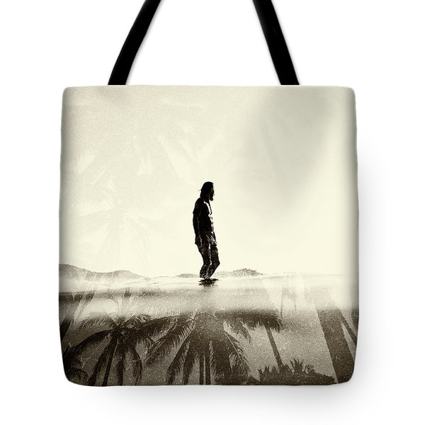 Face The Sun 2 Tote Bag