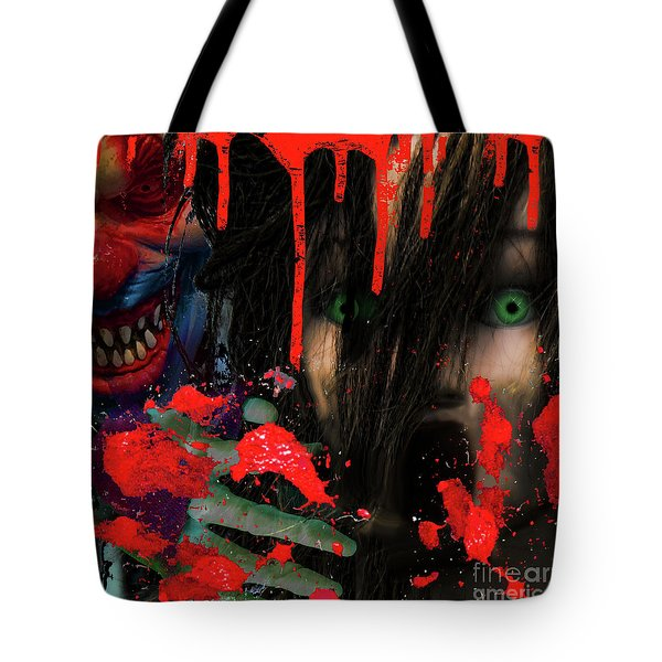 Face Your Fears Tote Bag