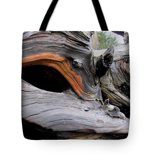 Driftwood Unicorn Tote Bag