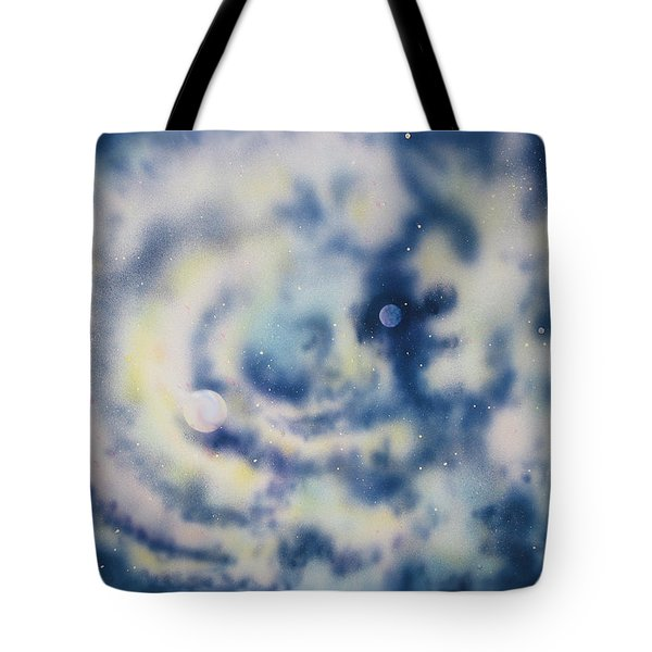 Faces Of Creation Tote Bag