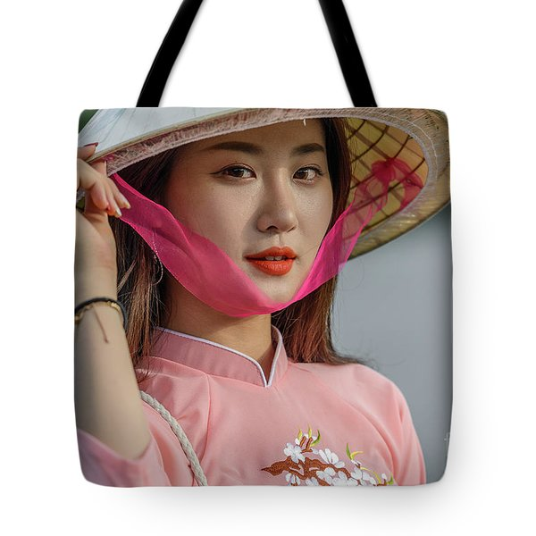 Faces Of Hoian - 04 Tote Bag