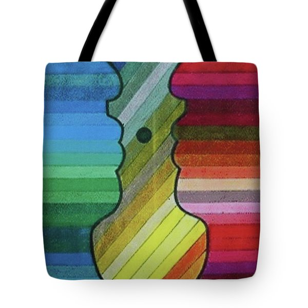 Faces Of Pride Tote Bag