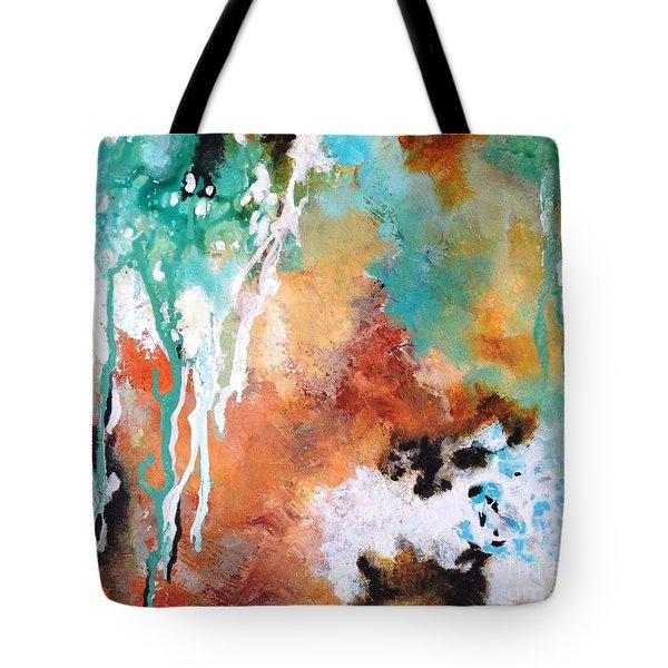 Facets #2 Tote Bag
