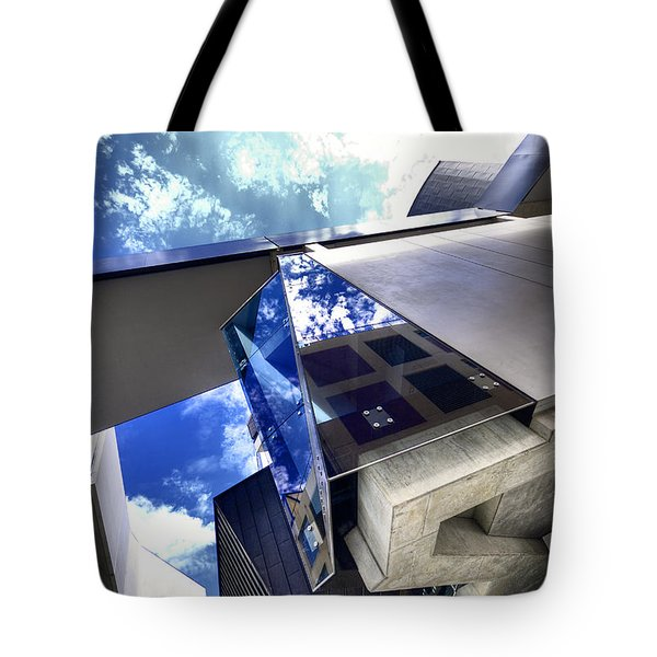 Facetted Tote Bag