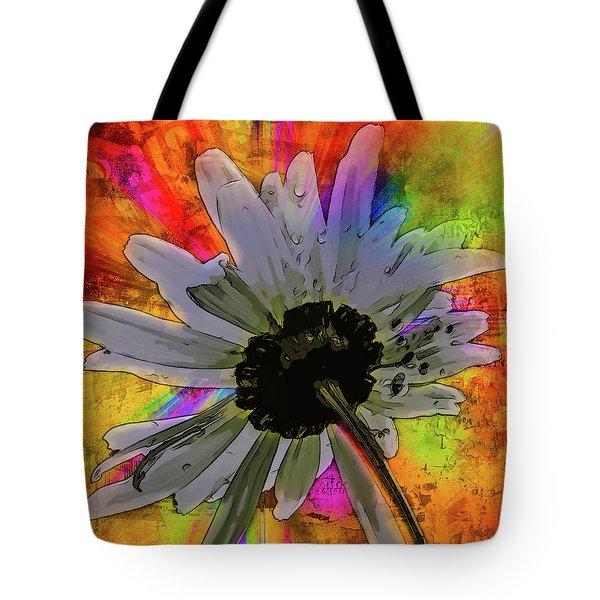 Facing Glory Tote Bag