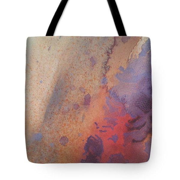 Facing Her Demons Tote Bag
