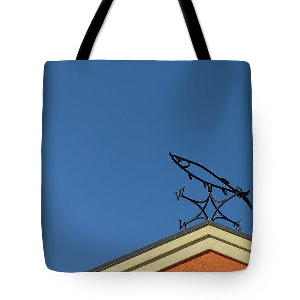Facing West Tote Bag