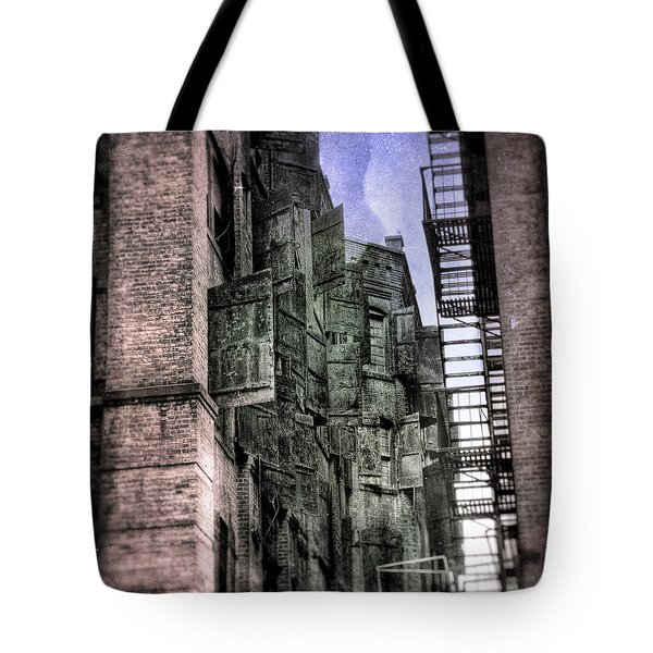 Factory Doors - Dumbo Tote Bag