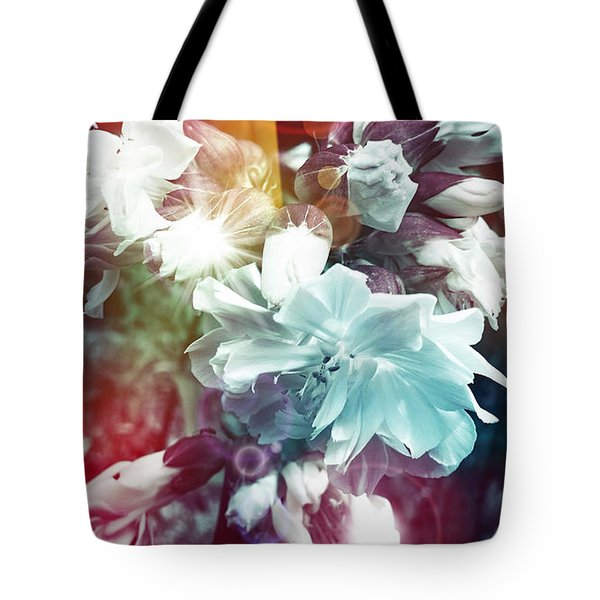 Faded Dreams Tote Bag by Mikko Tyllinen