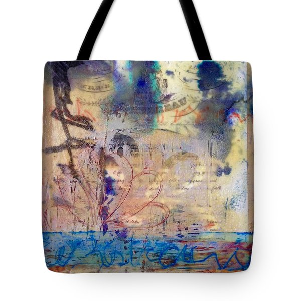 Faded Fantasies 1 Tote Bag
