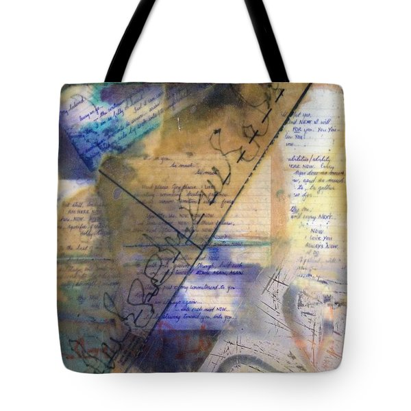Faded Fantasies 2 Tote Bag
