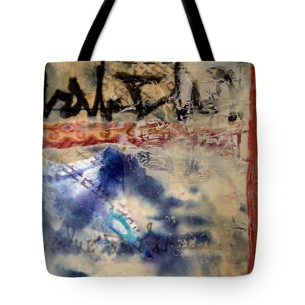 Faded Fantasies 3 Tote Bag