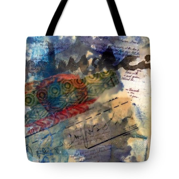 Faded Fantasies 4 Tote Bag