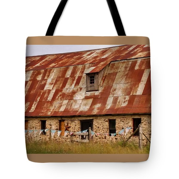 Faded Glory Tote Bag