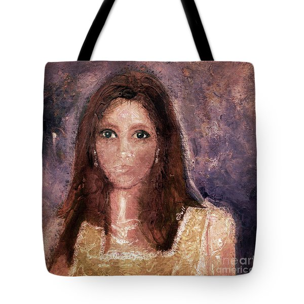Faded Memories Tote Bag by Claire Bull