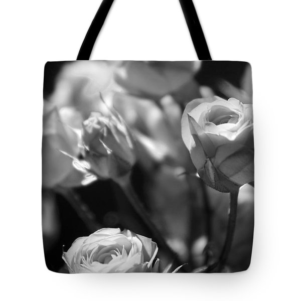 Faded Rose Tote Bag