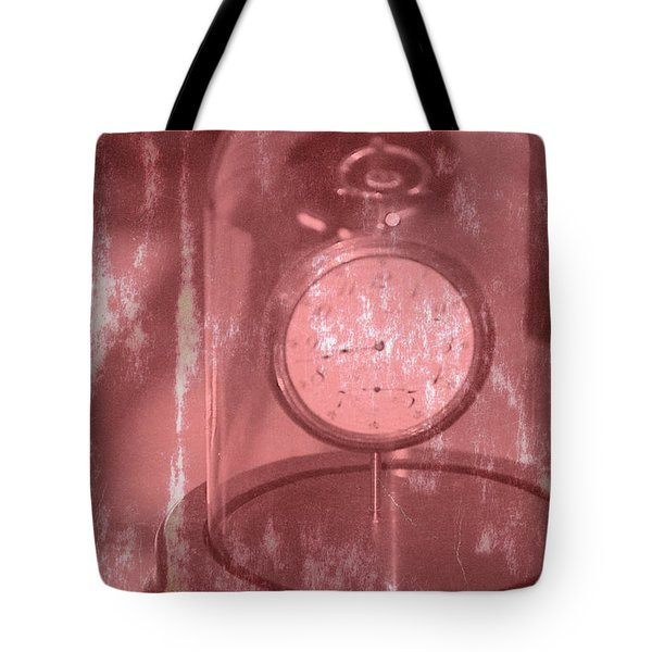 Tote Bag featuring the photograph Faded Time by Donna Bentley