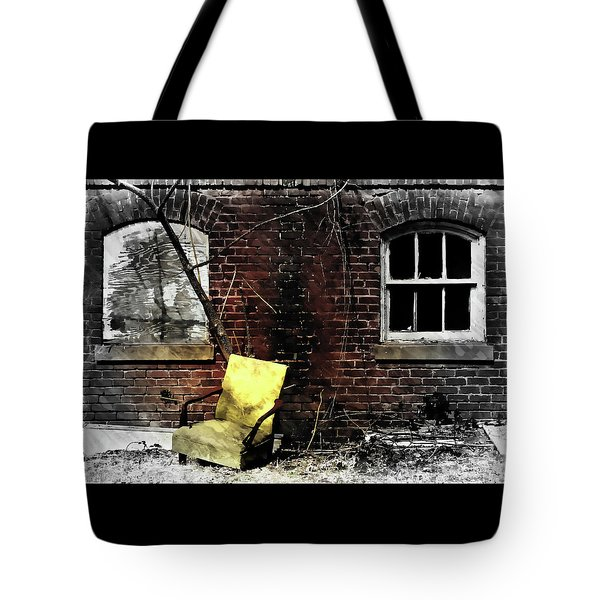 Tote Bag featuring the photograph Fading Away by Jessica Brawley