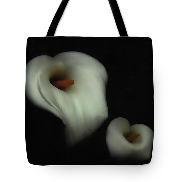 Fading Beauty Tote Bag by Donna Blackhall