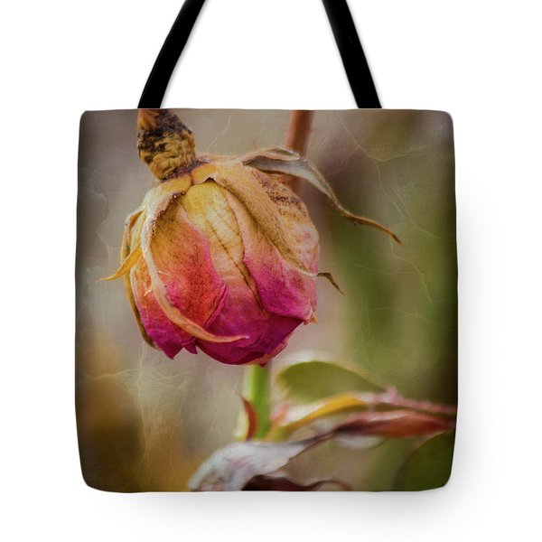 Fading Color Of Summer Tote Bag