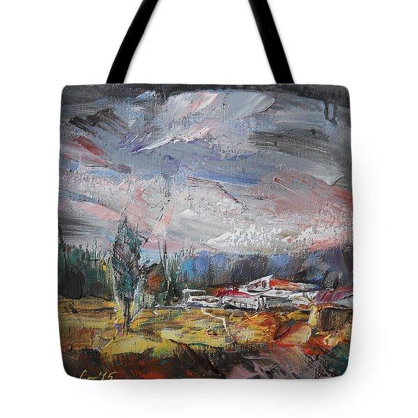 Fading Day IIi Tote Bag
