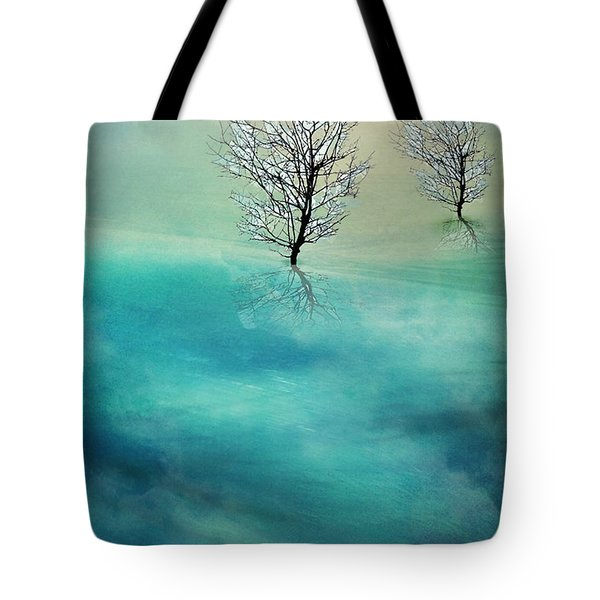 Fading Hills Tote Bag