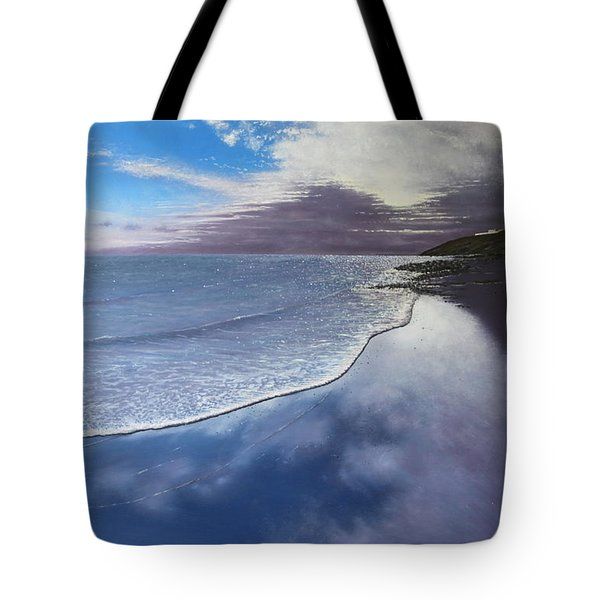Fading Light Tote Bag by Paul Newcastle