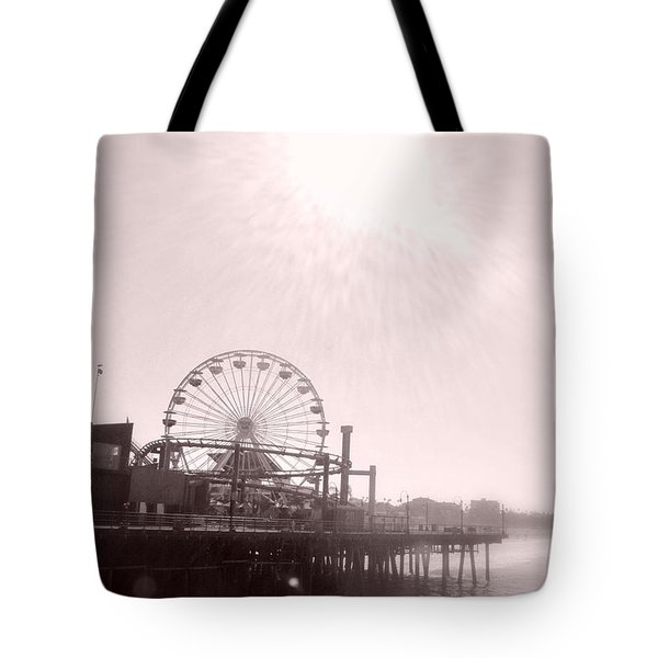 Fading Memories Tote Bag by Nature Macabre Photography