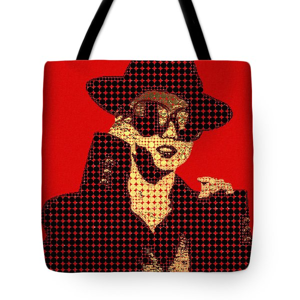 Fading Memories - The Golden Days No.1 Tote Bag by Serge Averbukh
