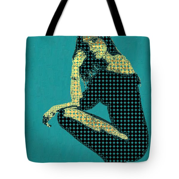 Fading Memories - The Golden Days No.2 Tote Bag by Serge Averbukh