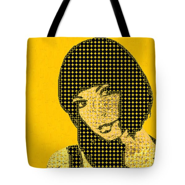 Fading Memories - The Golden Days No.3 Tote Bag by Serge Averbukh