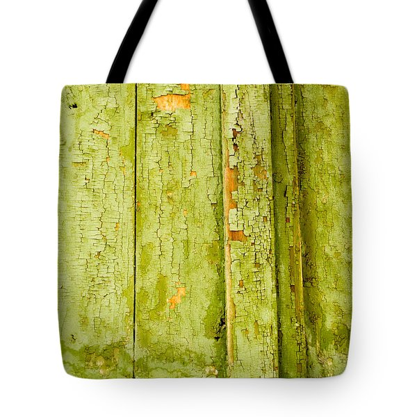 Fading Old Paint Tote Bag by John Williams
