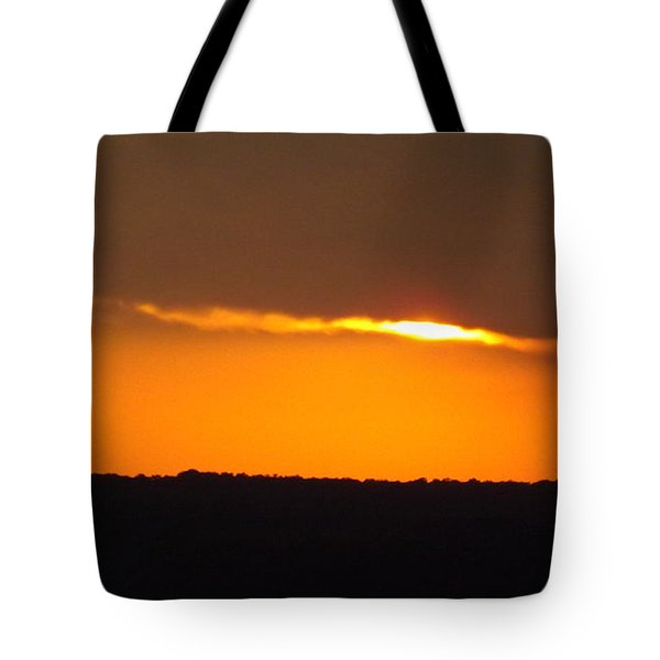 Fading Sunset  Tote Bag by Don Koester