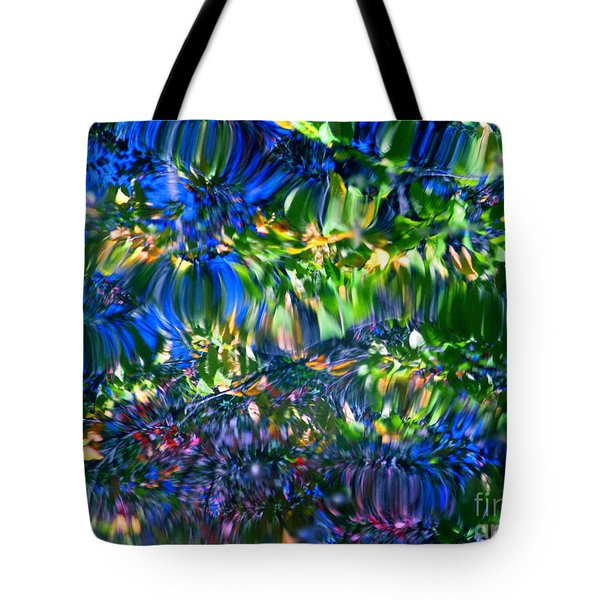 Faerie Frenzy Tote Bag