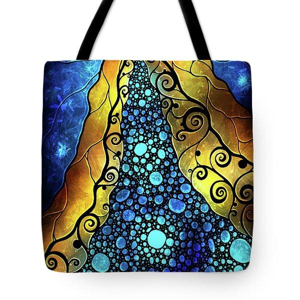 Fair Ophelia Tote Bag by Mandie Manzano