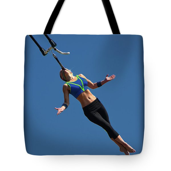 Fair Stunt Tote Bag