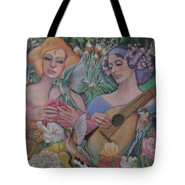Faire Garden Tote Bag
