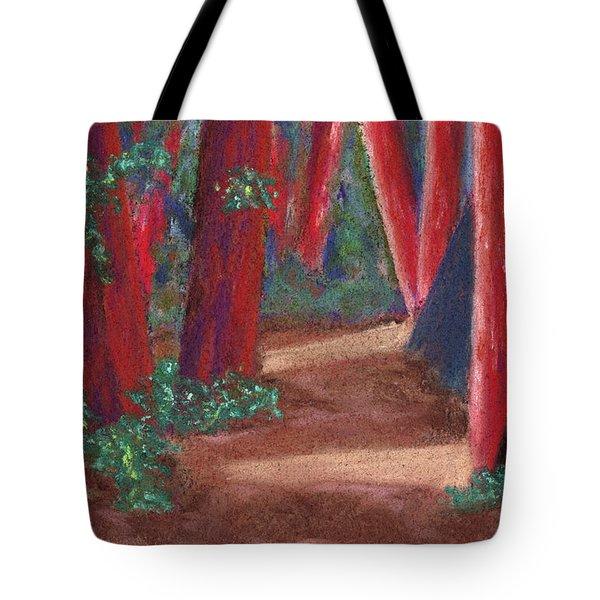 Fairfax Redwoods Tote Bag