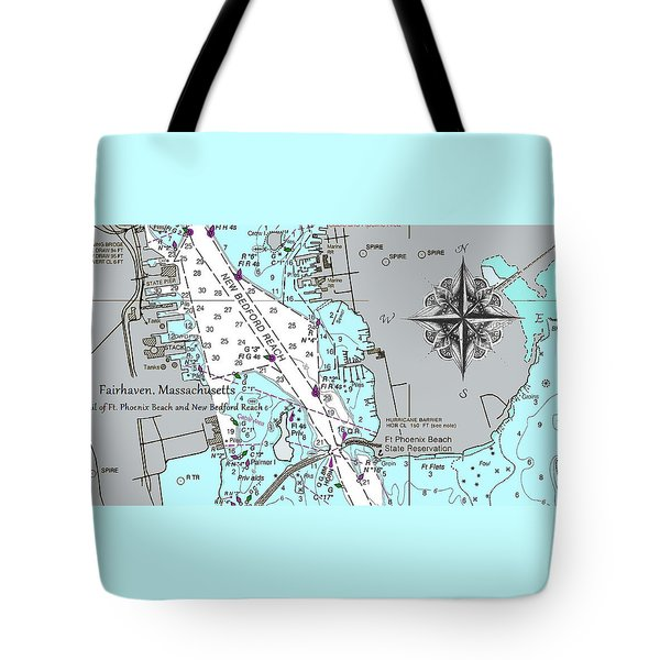 Fairhaven Detail Tote Bag