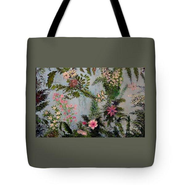 Fairies Garden Tote Bag